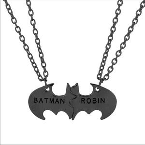 Brand New Batman Best Friend Necklaces